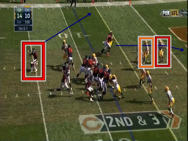 8a15ccf32e2 However, Sam Shields is not quick enough to react to Jeffery's change of  direction and is lost in the middle of the formation. From here, he won't  be able ...