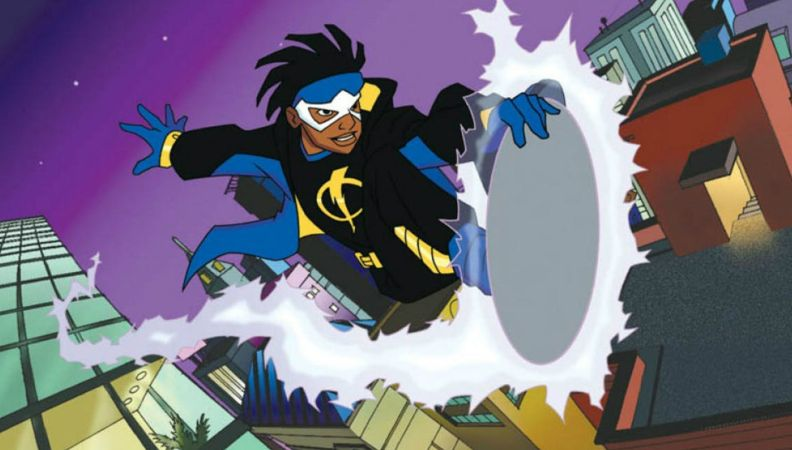 WATCH: Everything you didn't know about Static Shock | SYFY WIRE