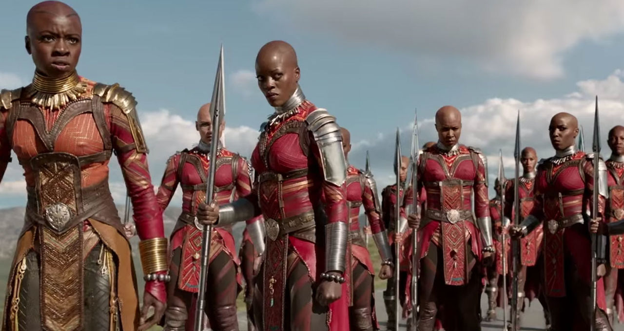 Image result for dora milaje