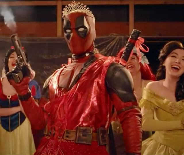 Deadpool Does Disney In This Morbidly Magical Totally Nsfw Musical Spoof Deadpool Does Disney In This Morbidly Magical Totally Nsfw Musical Spoof Syfy