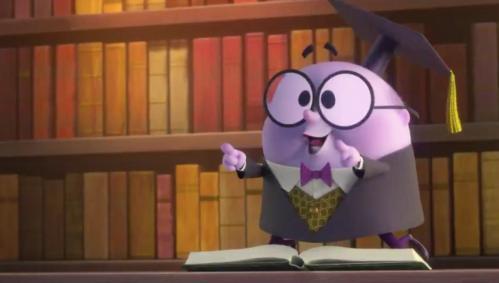Selon Disney, un moteur de recherche est un bibliothécaire survolté à qui on ne dit jamais merci