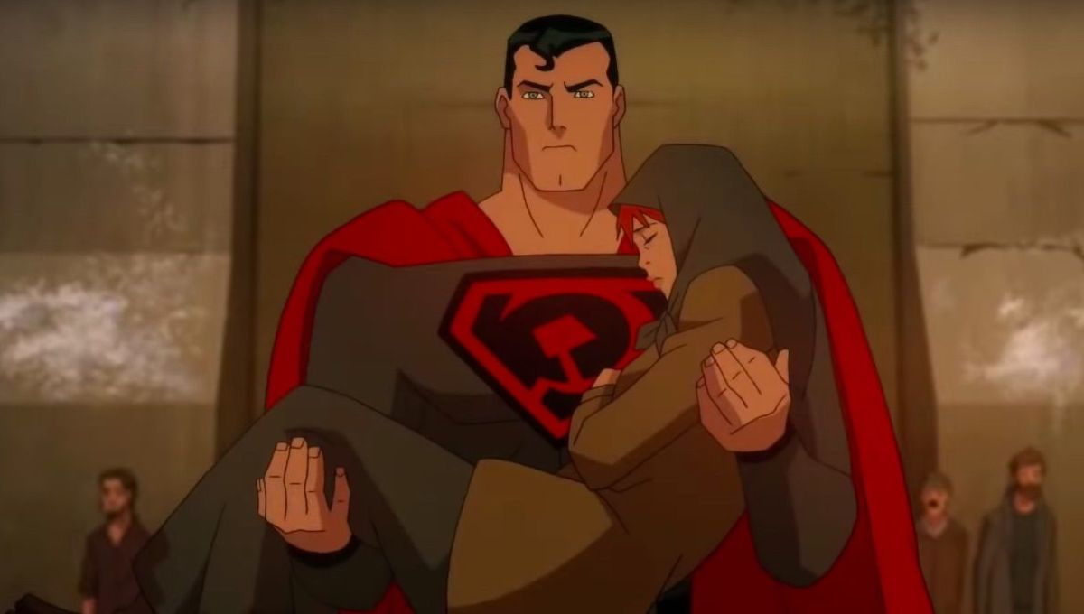 Image result for Superman: Red Son