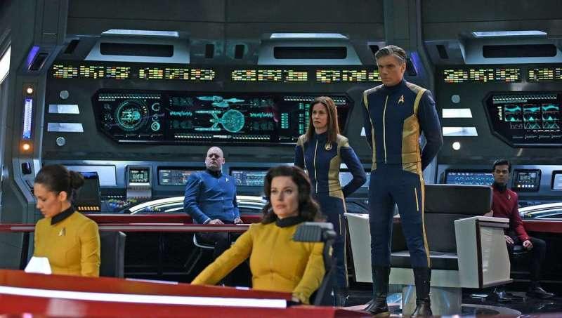 Star Trek: Strange New Worlds to return to episodic storytelling