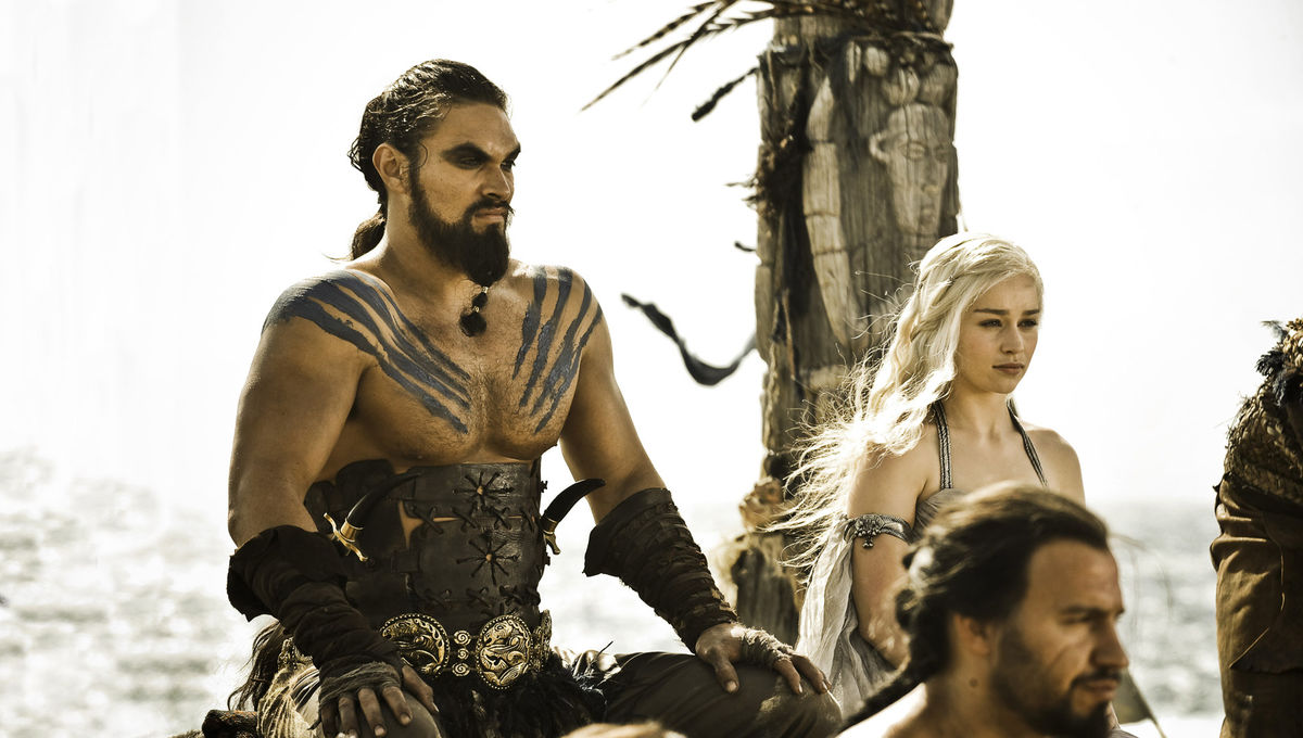 Jason Momoa still speaks Dothraki
