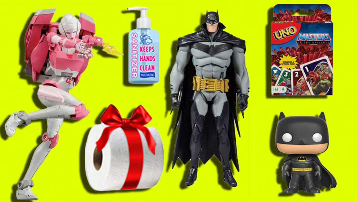 Toy News Batman Uno Toilet Paper A Life Sized Xenomorph And More