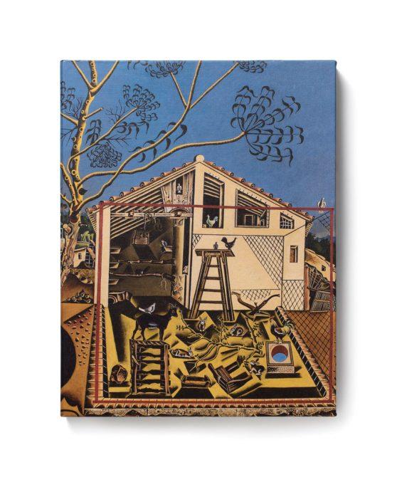 SYL rinde homenaje a la pintura catalana junto a Grup Enciclopedia volumen encuadernado en piel y estuche de tela impresa