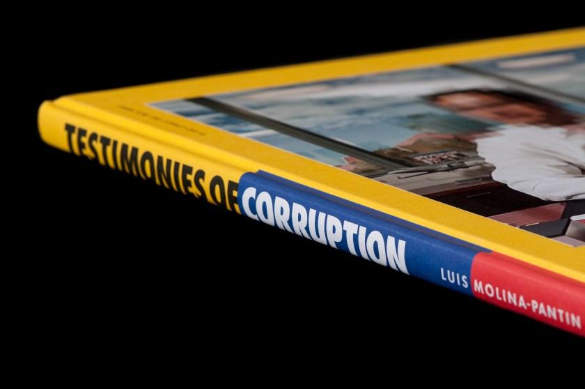libro Ricardo Baez Luis Molina-Pantin's Testimonies of Corruption, A visual contribution to Venezuela's fraudulent banking history SYL