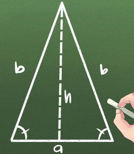 Как найти площадь равнобедренного треугольника? :: SYL.ru