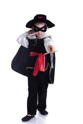 Suit Zorro photo
