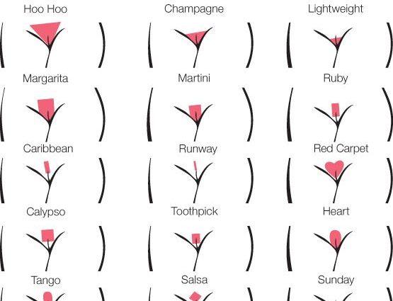 Женские интимные прически: фото, виды и технология ...