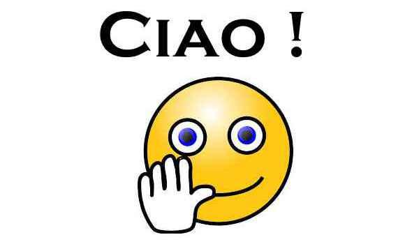 Salam yang paling biasa di Itali
