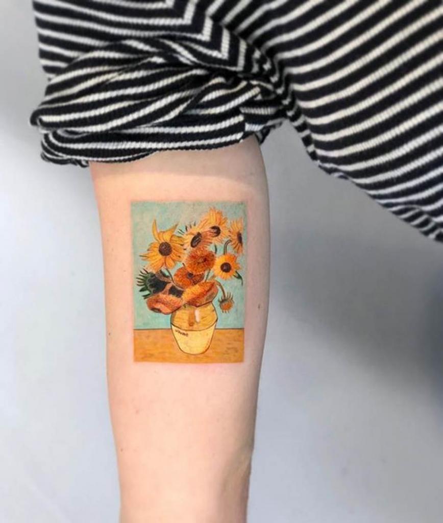 самые модные тату 2019 года