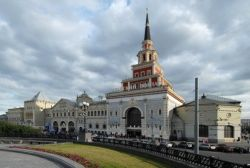 Как доехать до Казанского вокзала на метро? Казанский ...