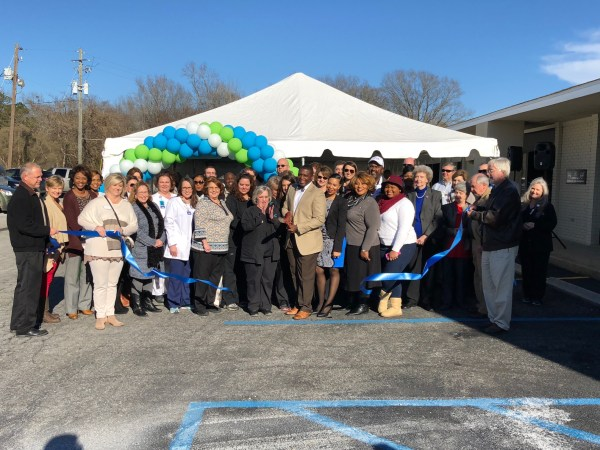 Nix Family Medicine holds ribbon cutting ceremony in ...
