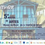 Cartaz - 5ª Mostra de Artes - 24/08/13