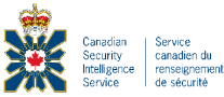 Canadian Security Intelligence Service Logo