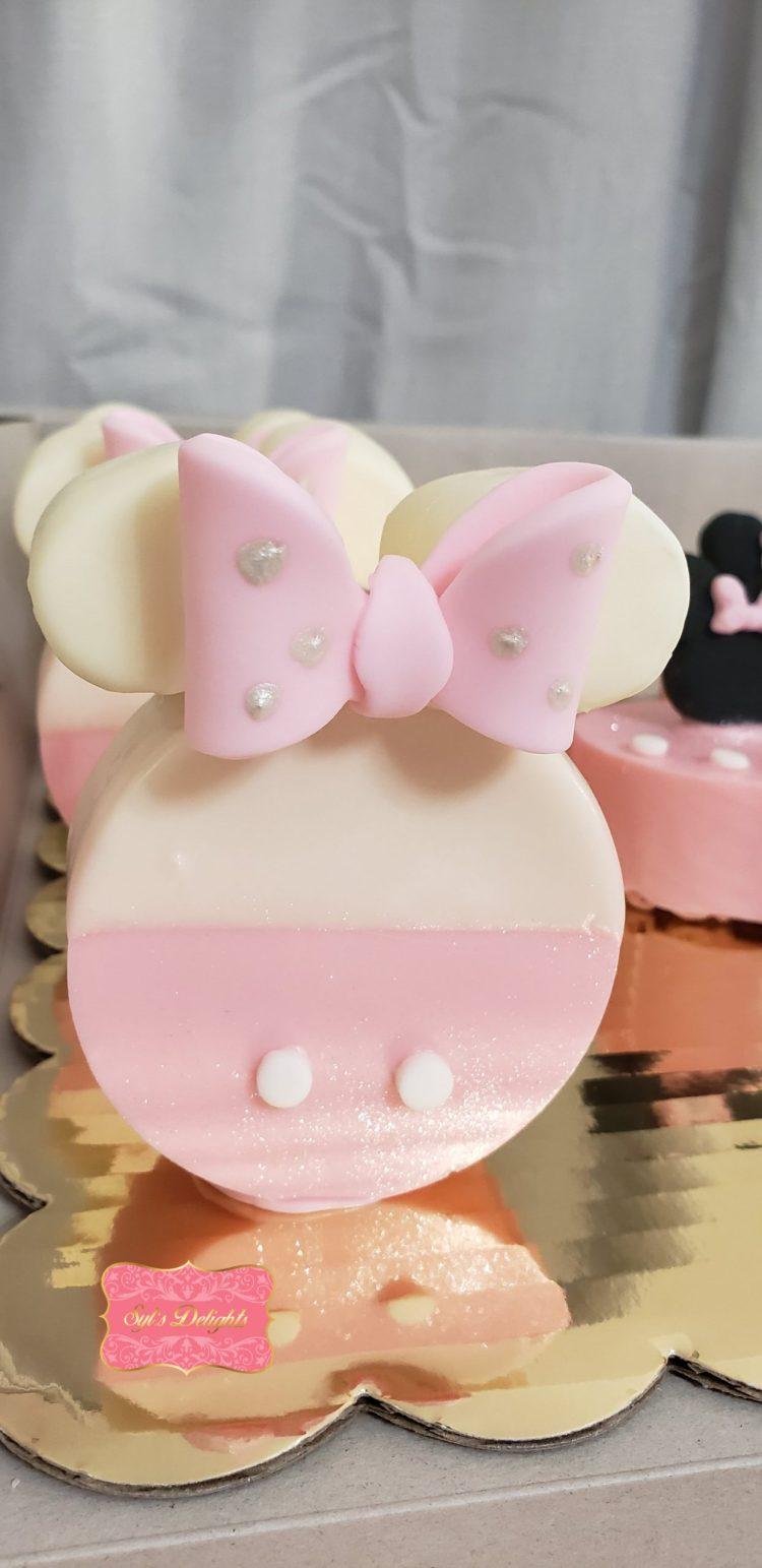 Minnie Mouse RKT