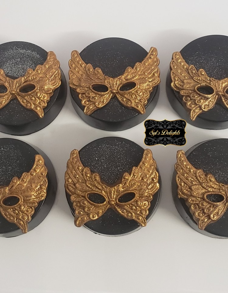 Masquerade Oreo cookies