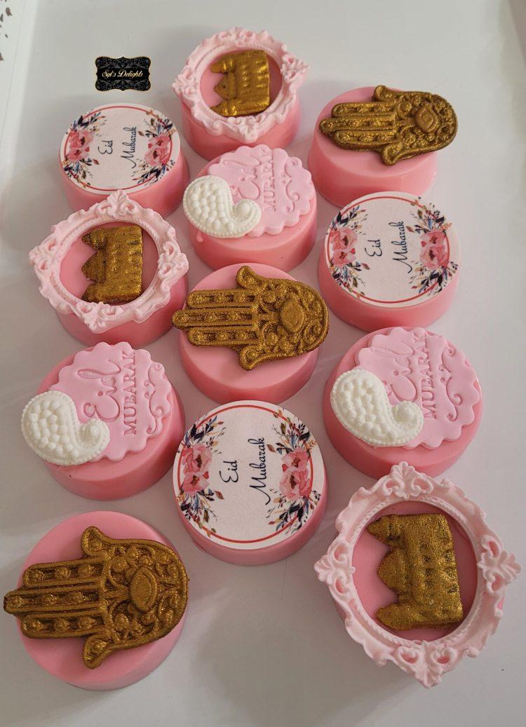 Eid cookies Arabian