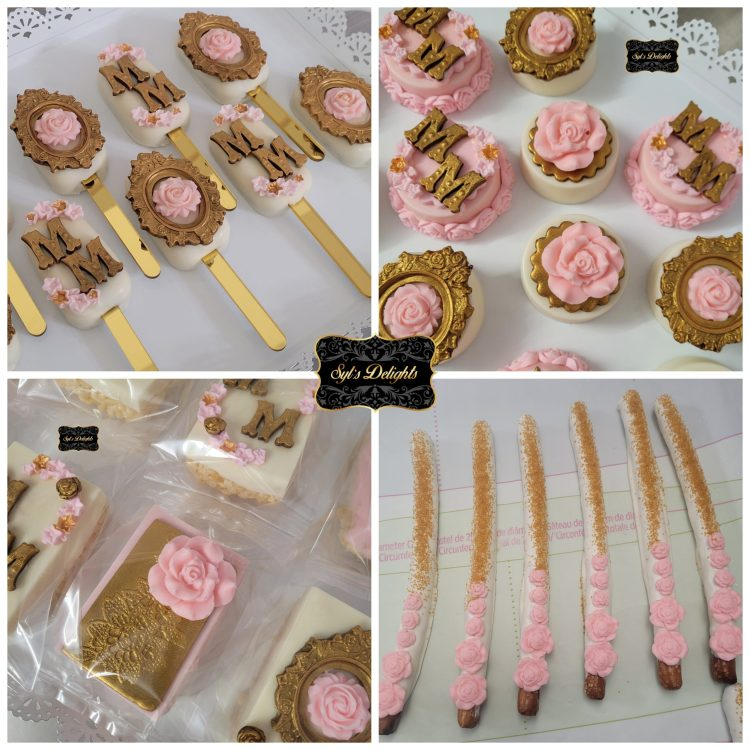 Flower Babyshower party package