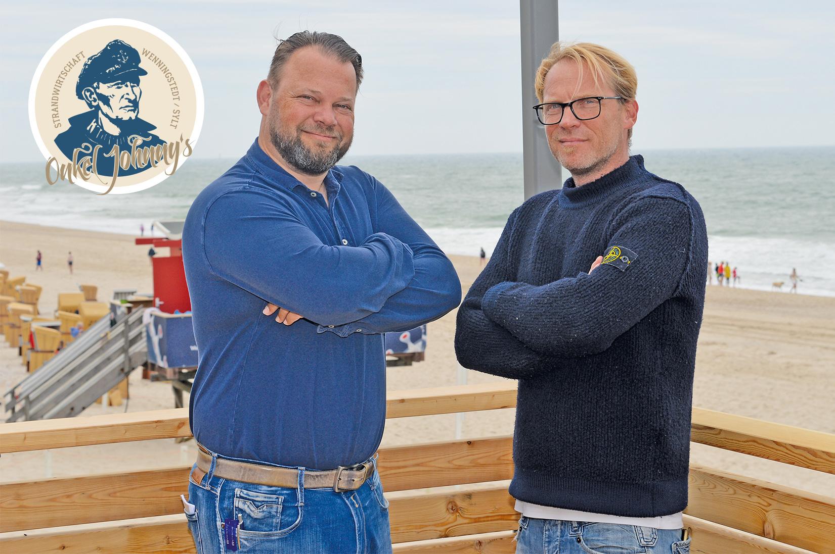 Neue Strandwirtschaft mit besonderem Namen