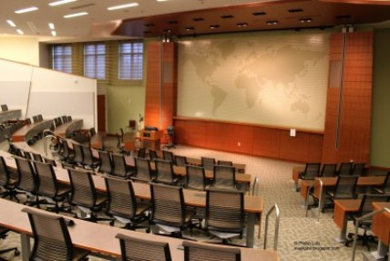 Emory University Lecture Hall