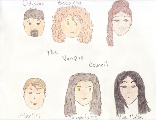 vamp council