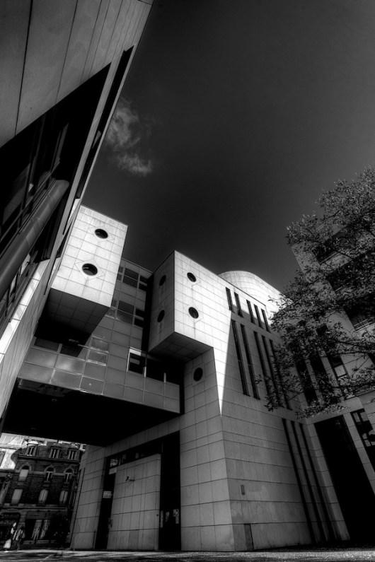 reims en noir et blanc 1