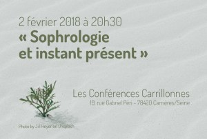 Conférence Sylvain Massacret