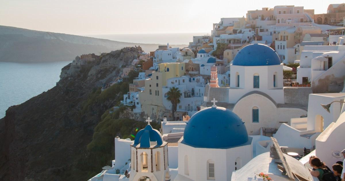 Santorini, l'apogée de nos vacances en Grèce