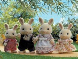 Buy Periwinkle Rabbit Family Online Sylvanian Families
