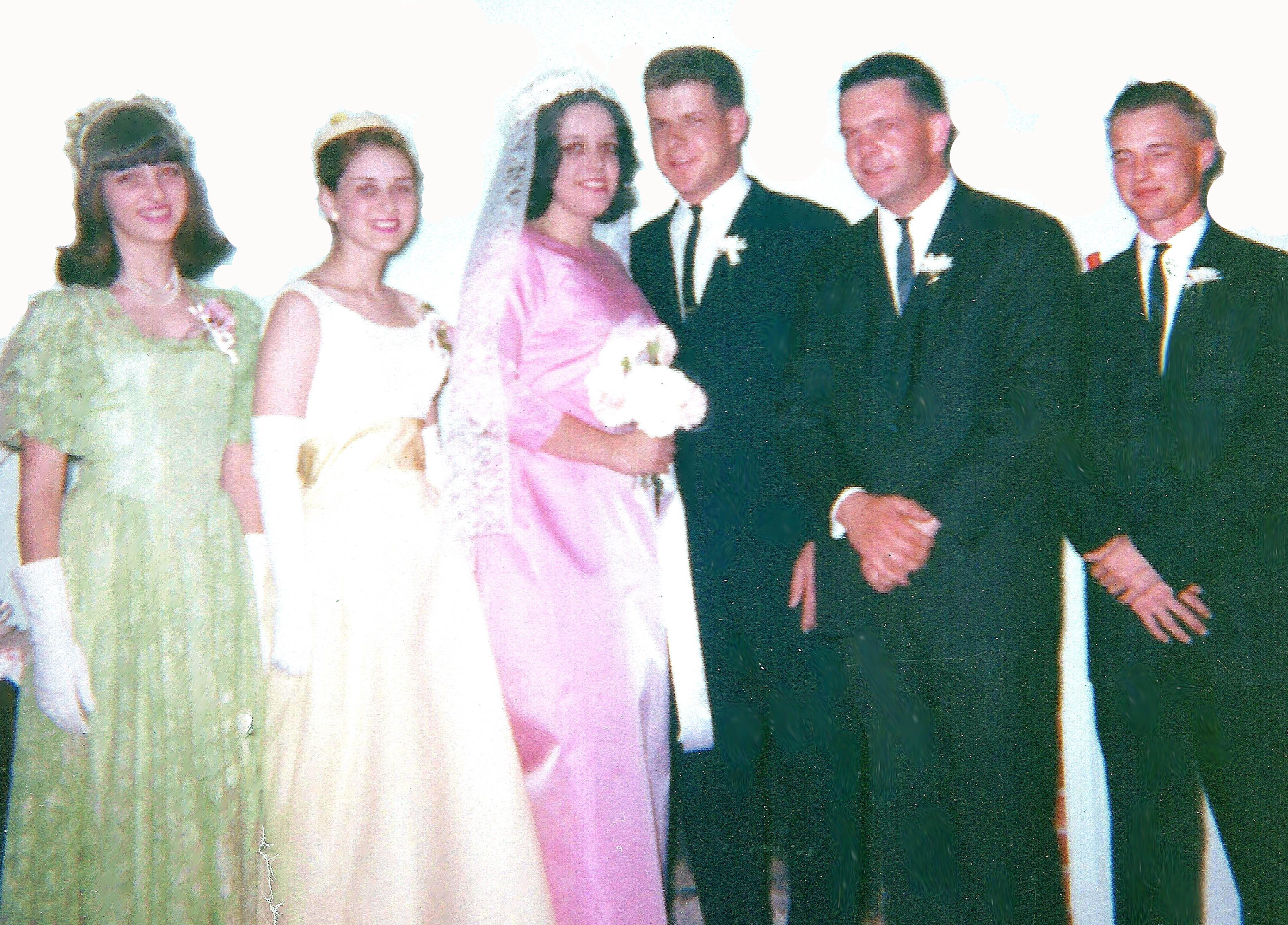 1964- Darlene Marries Chuck