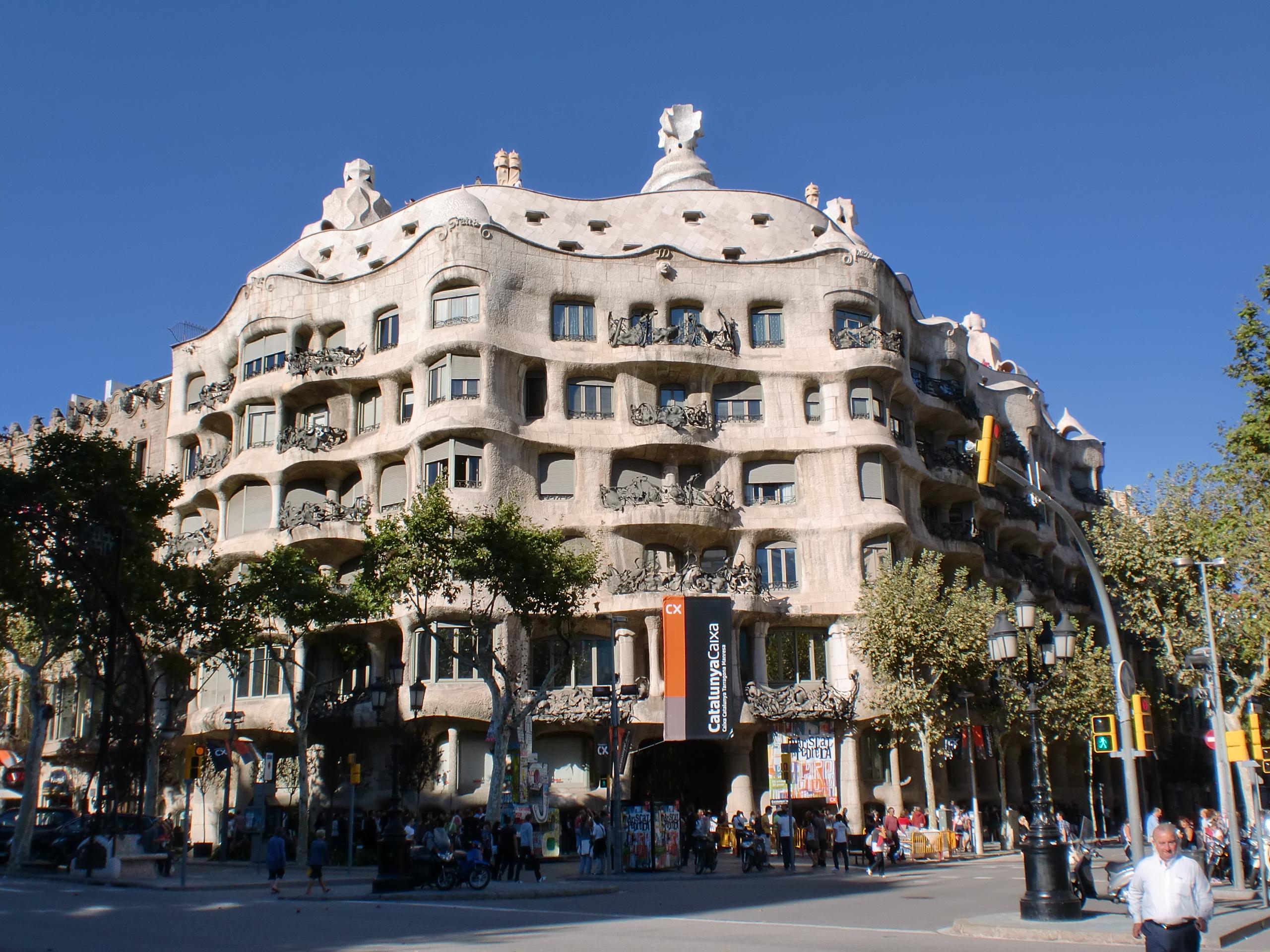 2010-3. Europe- Barcelona & Sitges