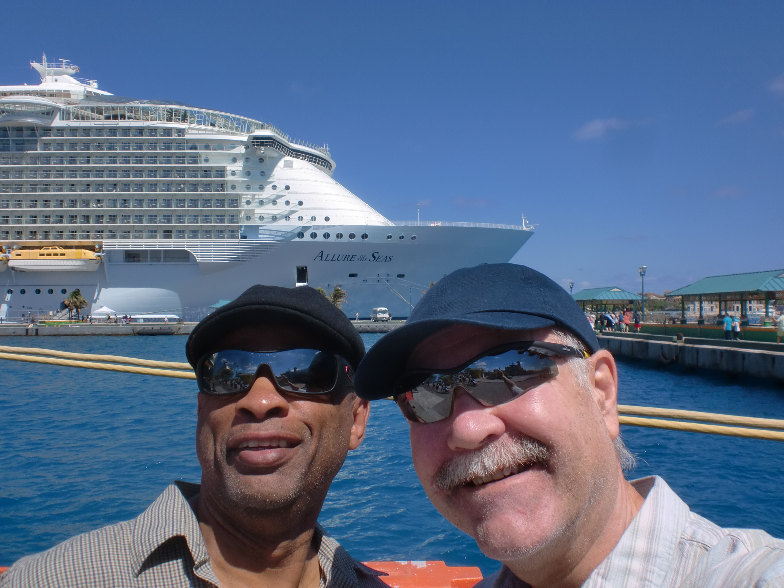 2013- Allure of the Seas