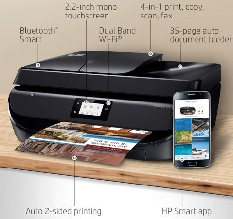HP OfficeJet 5260 Features