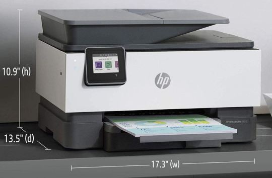 HP OfficeJet Pro 9015 Design