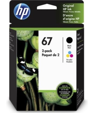 HP 67 Ink Cartridge