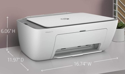 HP DeskJet 2755 Design