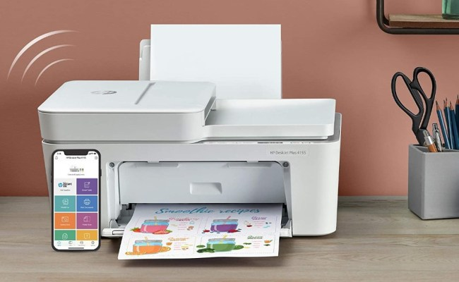 HP DeskJet Plus 4155 Review