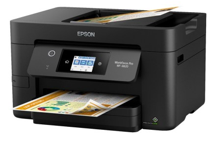 Epson WorkForce Pro WF-3820 Design