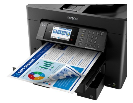 Epson WorkForce Pro WF-7840 Output Quality