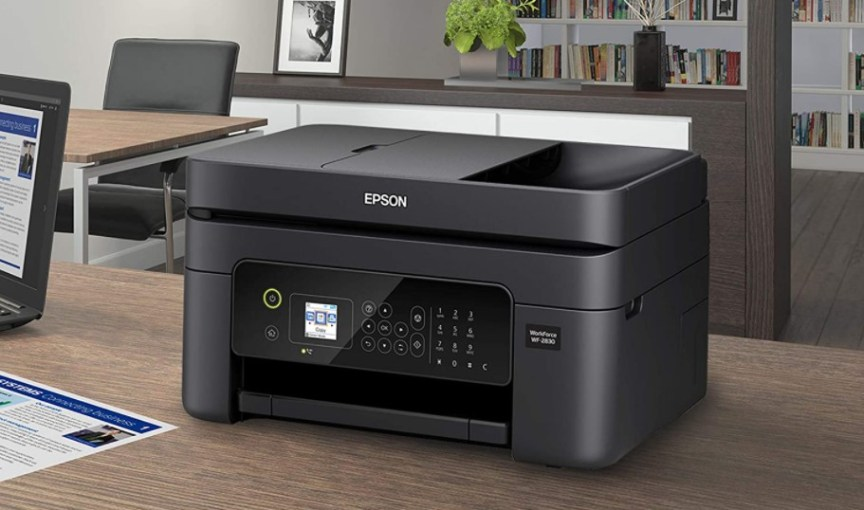 Epson WorkForce WF-2830 Review