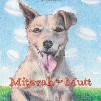 Happy Passover from Mitzvah the Mutt