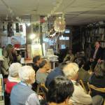 Talking at the Albion Beatnik