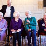 Debs of Bletchley Park book launch