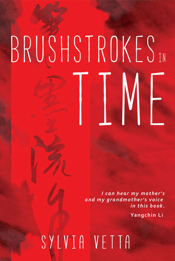 Brushstrokes in Time - Sylvia Vetta