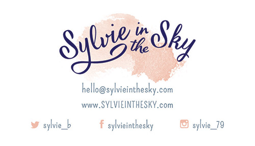 contact sylvie in the sky