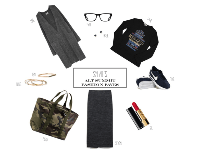 Sylvie in the Sky Alt Summit Winter Style Look 1
