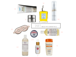 Sylvie in the Sky - 10 Best Beauty Products