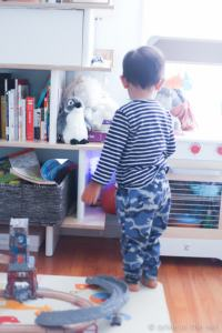 Toddler Boy Back To School Style x Sylvie in the Sky